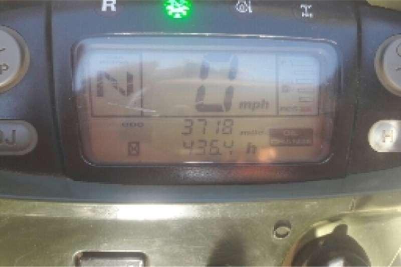 Honda Rincon 650cc 4X4 0