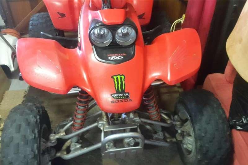Honda RVF Honda Sportrax 400EX 2003