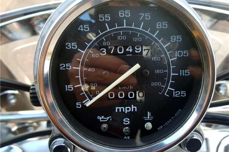 Honda Shadow 1100 Classic 2007
