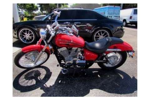 Honda Shadow 750 2007
