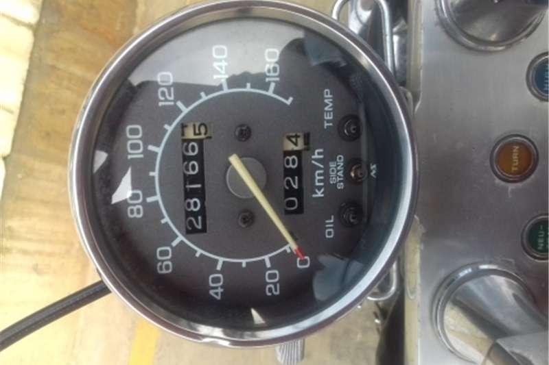 Honda Steed 400 Bobber   28200km   R38000 2011
