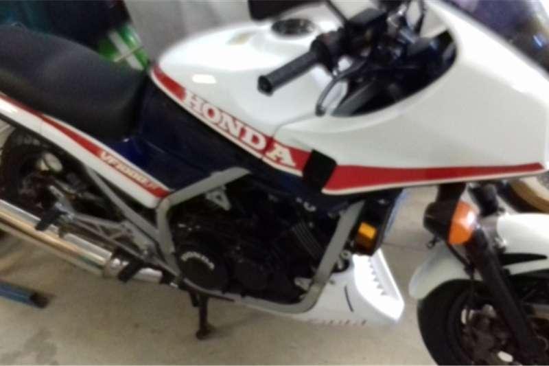 Honda VF1000F 0