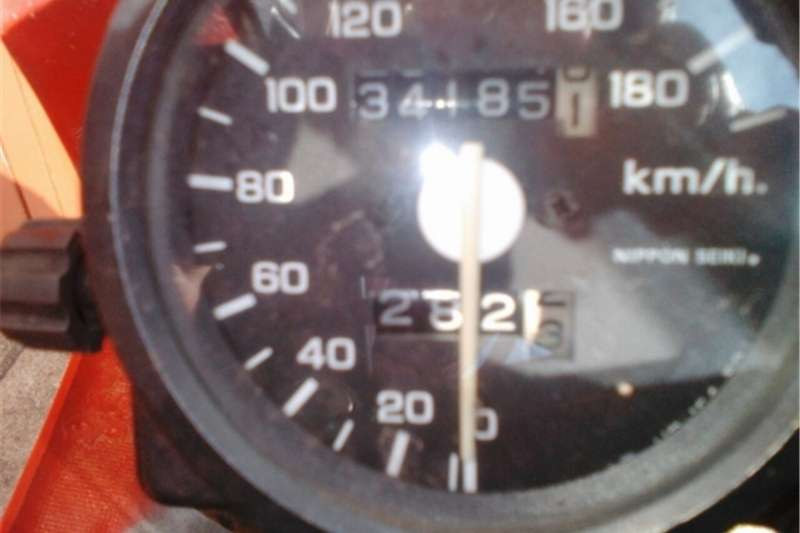 Honda VFR 400 0