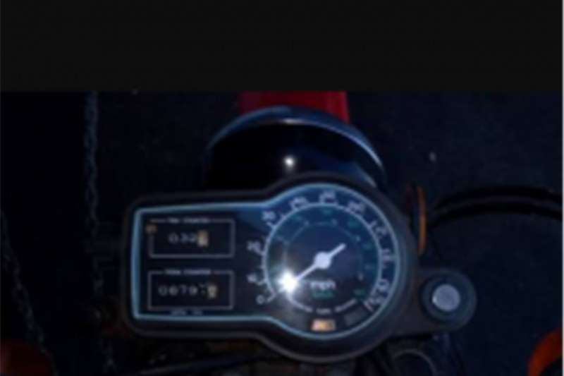 Honda XL 500 clock 1979