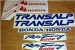 Honda XL decals stickers graphics 0