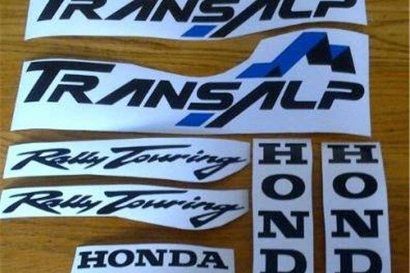 Honda XL decals stickers graphics 0