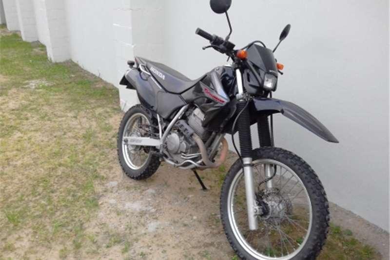 Honda XR 250 0
