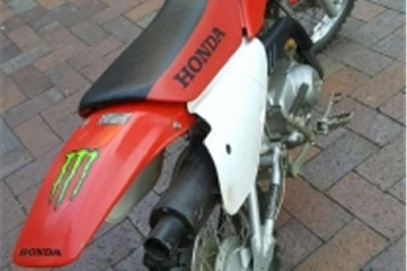 Honda XR 70 junior dirt bike 0