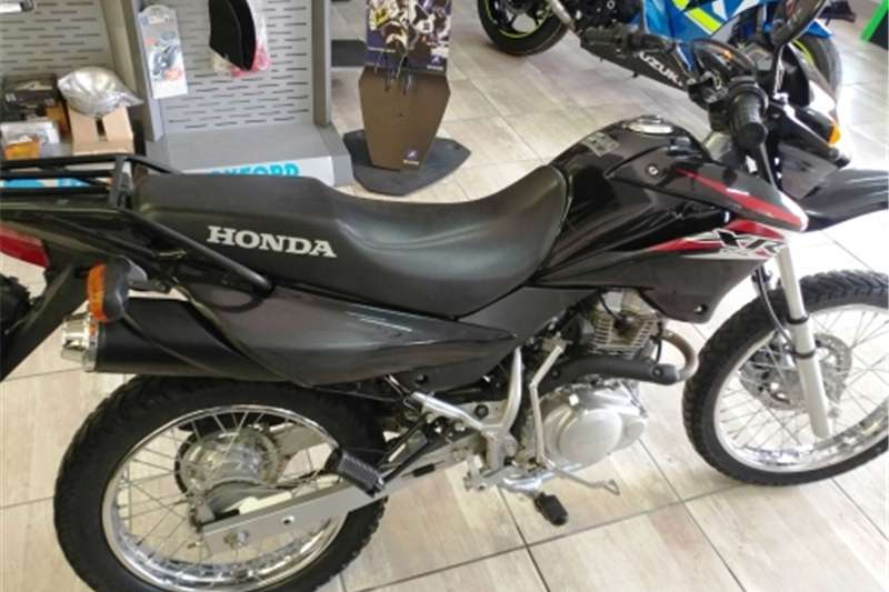 Honda XR125VERY AWESOME DEAL 2013