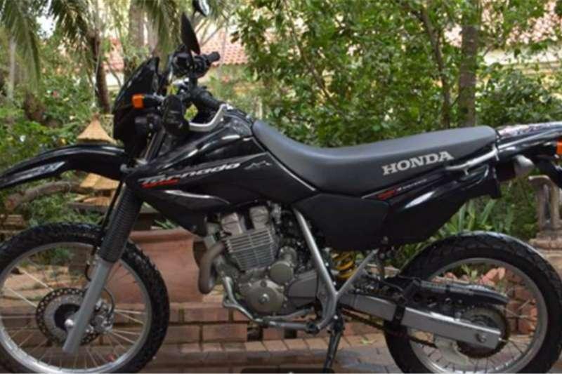 Honda XR250 Tornado Charcoal 0
