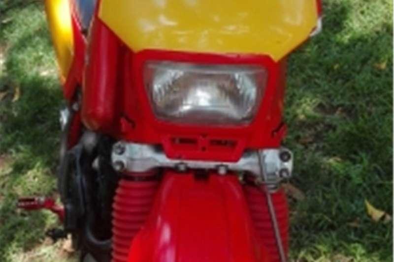 Honda XR500 0