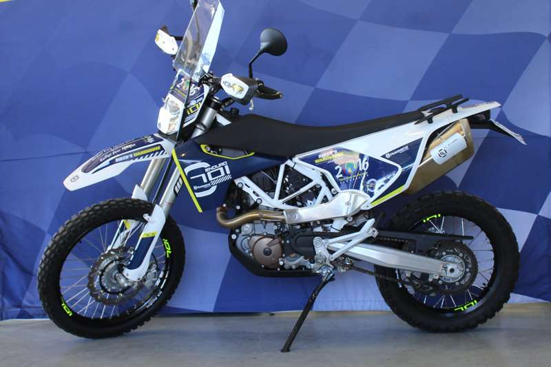 2016 husqvarna 701 enduro motorcycles for sale in gauteng. Black Bedroom Furniture Sets. Home Design Ideas
