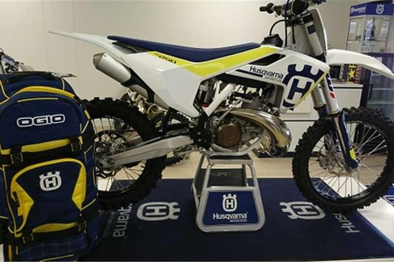 Husqvarna TC250 ASAP Racing special 2017