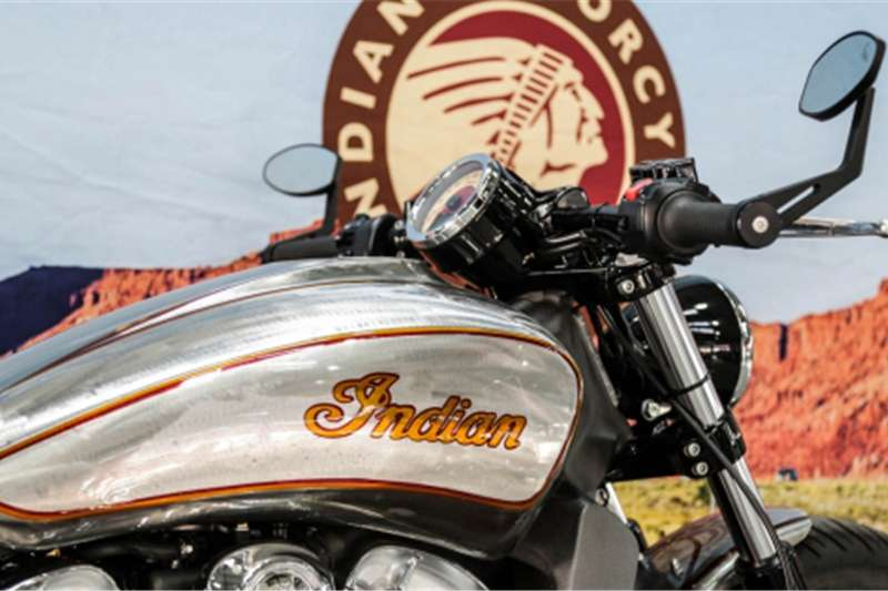 Indian Scout Custom 2017