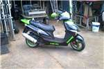 Jonway Adventure 125cc Scooter 0