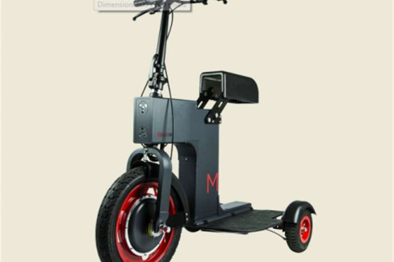 Jonway Scooter 0