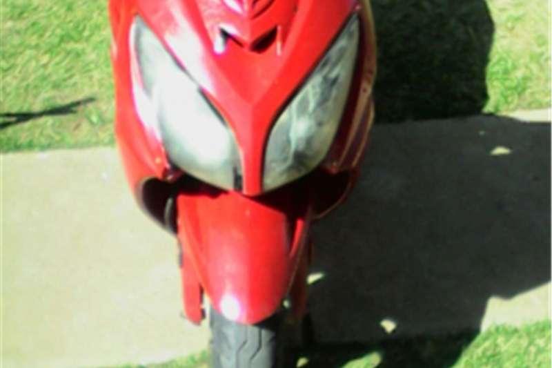 Jordan Legacy 125cc American scooter 0