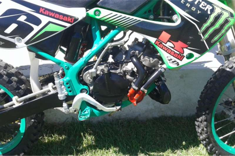 Kawasaki Big Wheel for sale 0