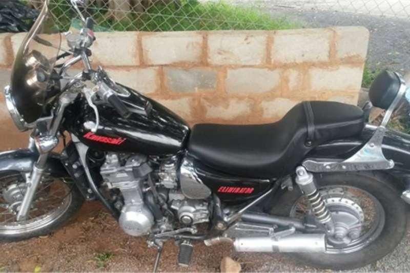 Kawasaki Eliminator 600cc 0