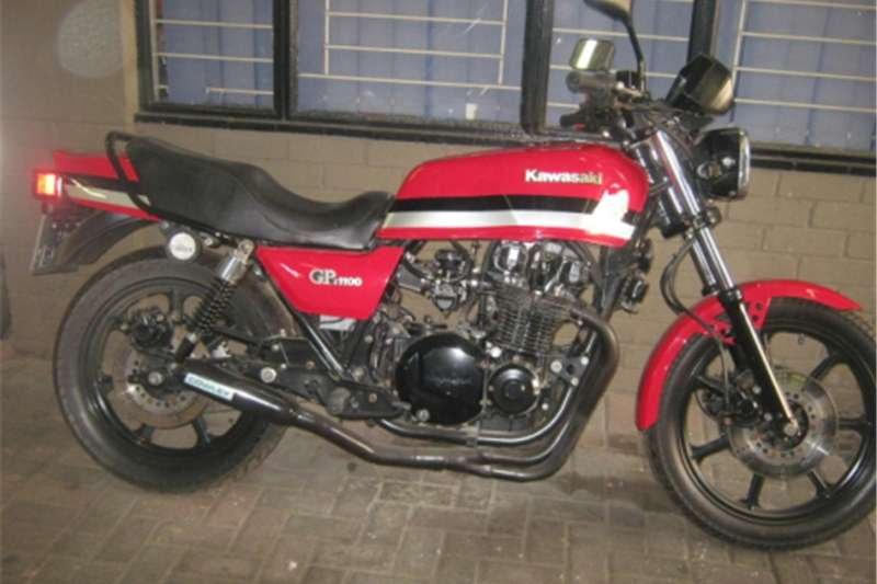 Kawasaki GPZ1100   Collectible   R65 000 0
