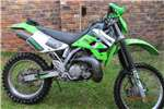 Kawasaki KDX200H for 2015