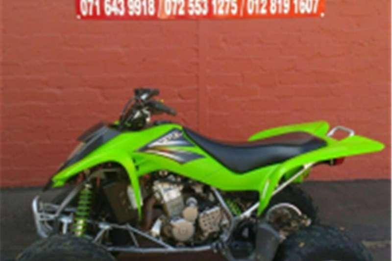 Kawasaki KFX 400cc 2004