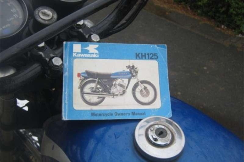 Kawasaki KH125   Sought After Collectible   R19 900 0