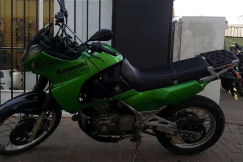 Kawasaki KLE 0