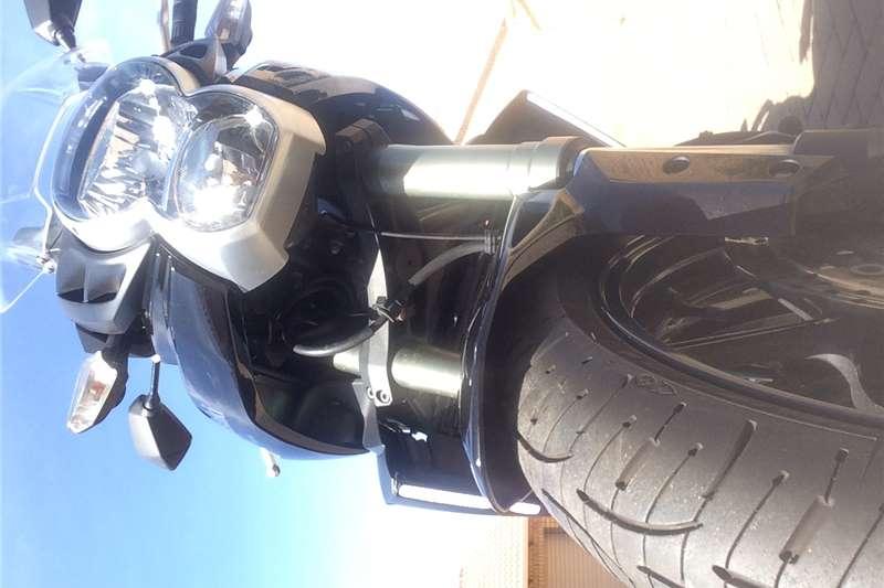 Kawasaki KLE650 Versys 2012