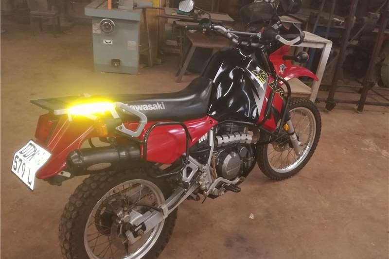 Kawasaki KLR 2006
