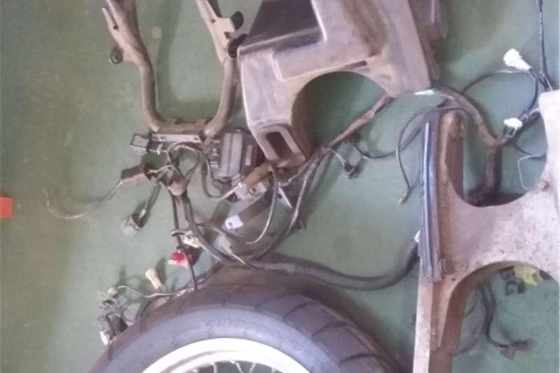 Kawasaki KLR 650 0