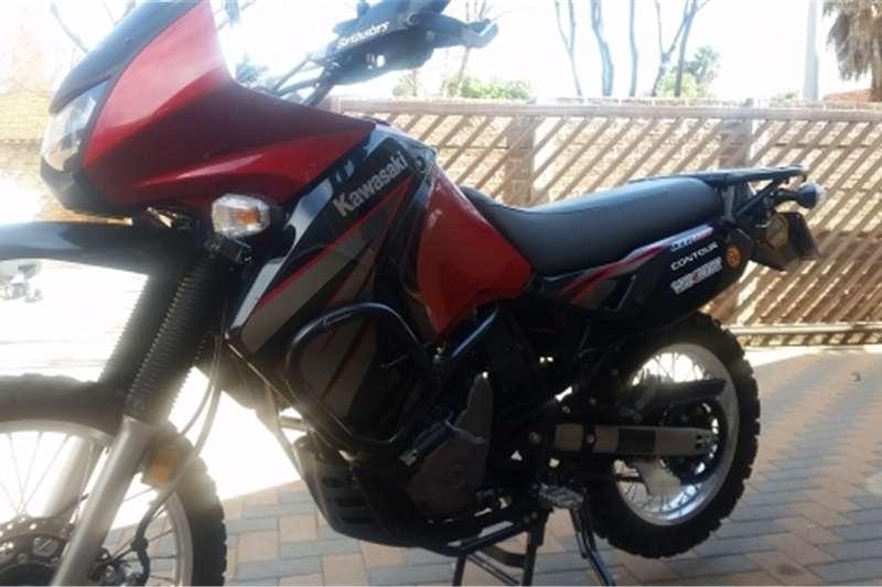 Kawasaki KLR 650 2010