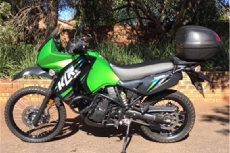 Kawasaki KLR 650 2015