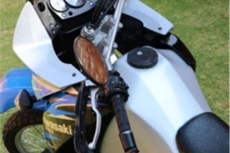 Kawasaki KLR 650cc 2008