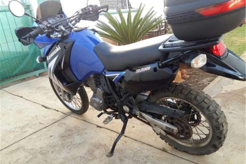 Kawasaki KLR 650cc 2010