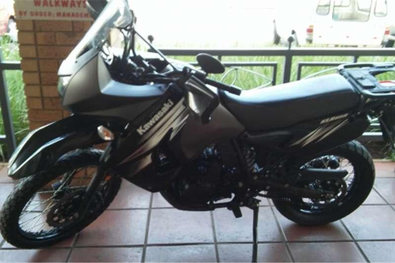 Kawasaki klr650 0