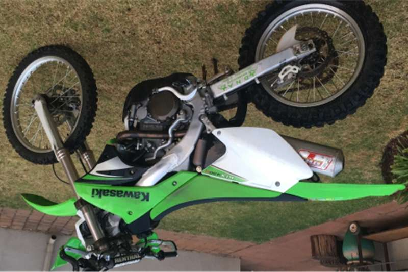 Kawasaki KLX450R For SALE 0