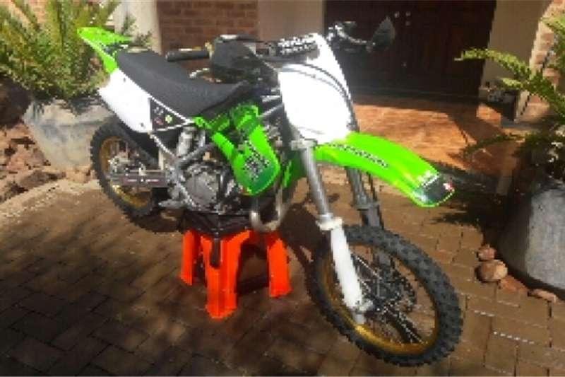 Kawasaki KX 85cc 0