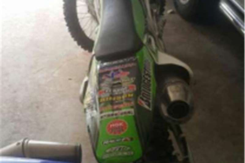 Kawasaki Kx450 for sale 0