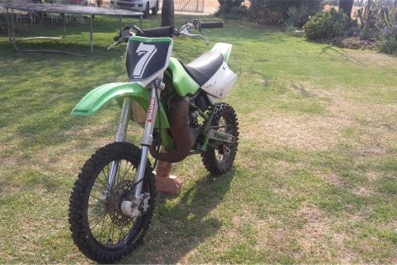 Kawasaki KX85 0