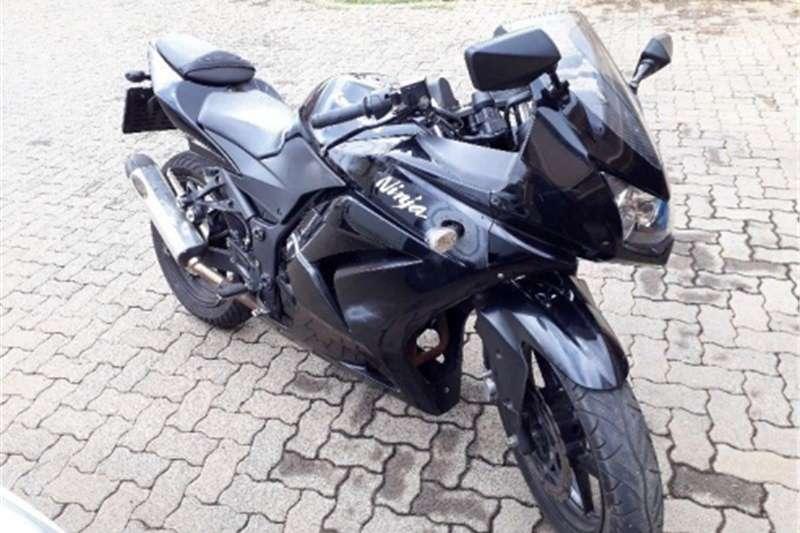 Kawasaki Ninja 2009