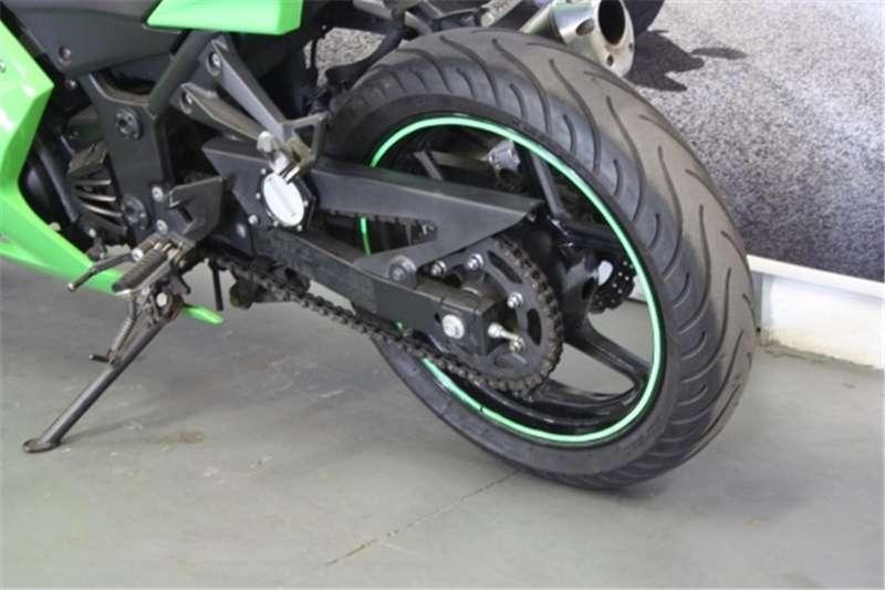 Kawasaki Ninja 250cc (CC101 267) 2009