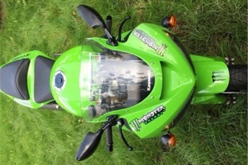 Kawasaki superbike 600cc for sale 0