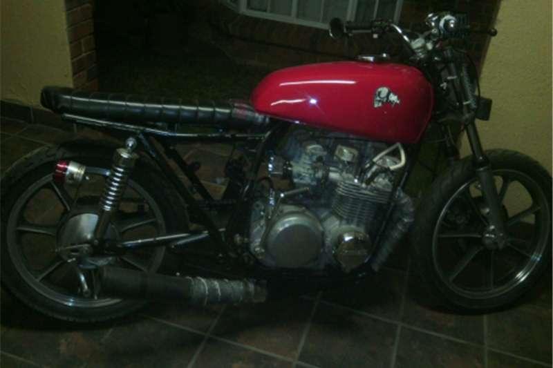 Kawasaki z650 0