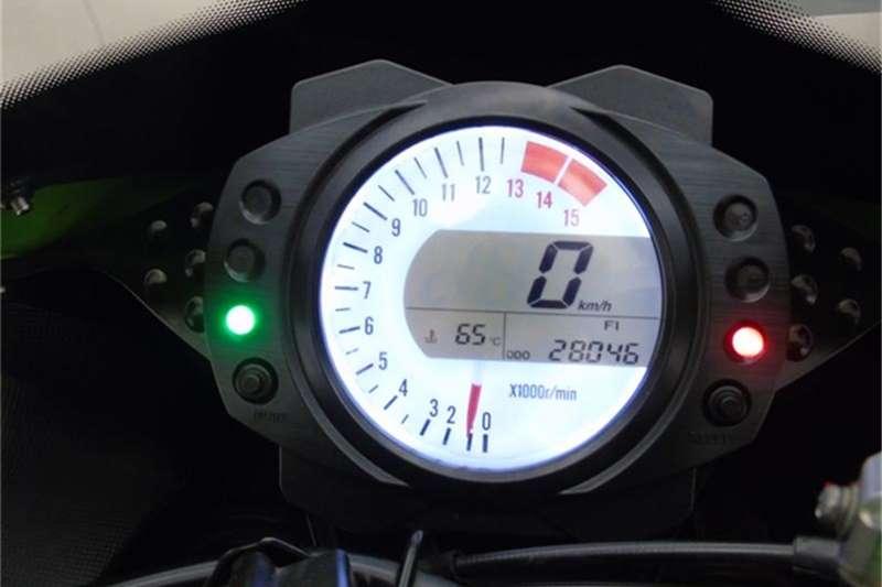 Kawasaki ZX 10R 2007