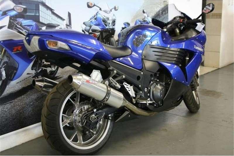 Kawasaki ZX 14 2006