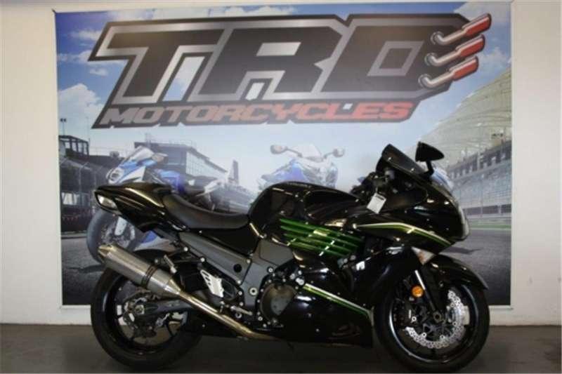 Kawasaki ZX 2010