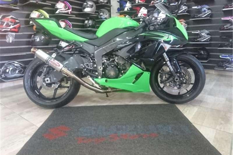 Kawasaki ZX 6 0
