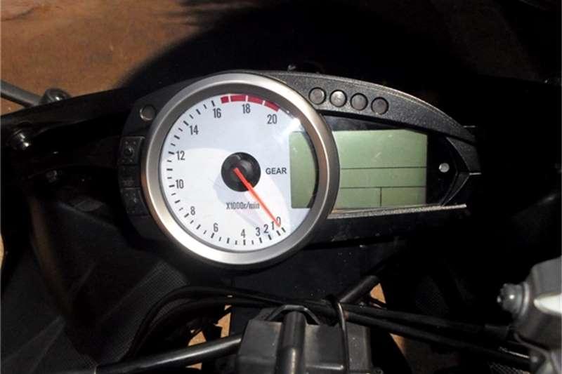 Kawasaki ZX 6 Ninja 2007
