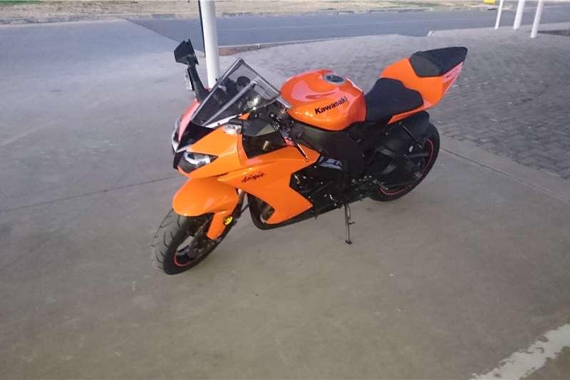 Kawasaki ZX10-R 2008